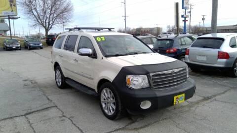 2007 Chrysler Aspen for sale at Regency Motors Inc in Davenport IA