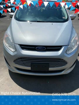 2013 Ford C-MAX Hybrid for sale at Right Choice Automotive in Rochester NY