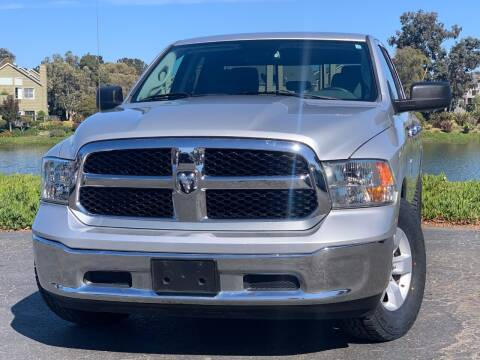 2015 RAM Ram Pickup 1500 for sale at Continental Car Sales in San Mateo CA