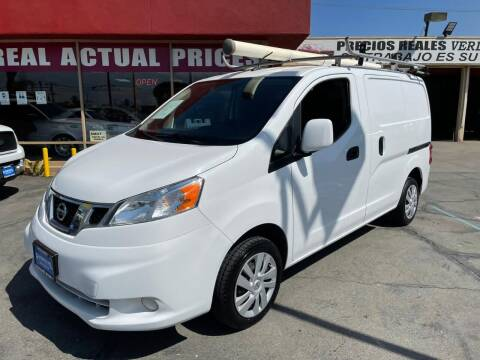 2016 Nissan NV200 for sale at Sanmiguel Motors in South Gate CA