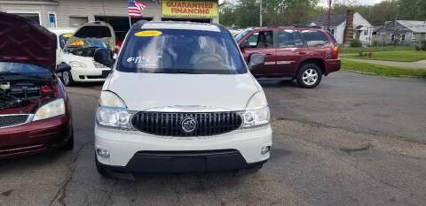 2006 Buick Rendezvous for sale at EZ Drive AutoMart in Springfield OH