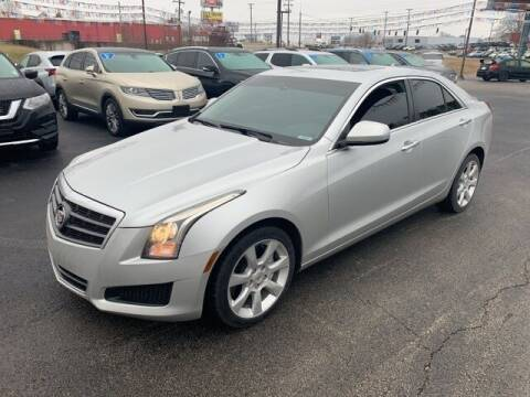 2014 Cadillac ATS for sale at Tim Short Auto Mall in Corbin KY