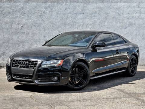 2010 Audi S5 for sale at Divine Motors in Las Vegas NV