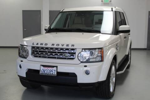 2010 Land Rover LR4 for sale at Mag Motor Company in Walnut Creek CA