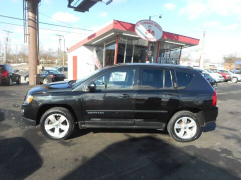 2011 Jeep Compass for sale at The Carriage Company in Lancaster OH