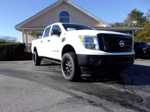 2016 Nissan Titan XD for sale at Adams Auto Group Inc. in Charlotte NC
