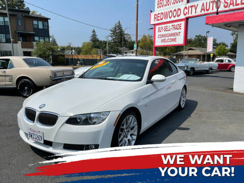 2009 BMW 3 Series for sale at Redwood City Auto Sales in Redwood City CA