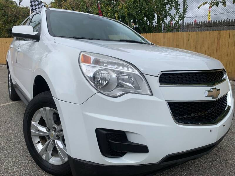 2014 Chevrolet Equinox for sale at Speedway Motors in Paterson NJ