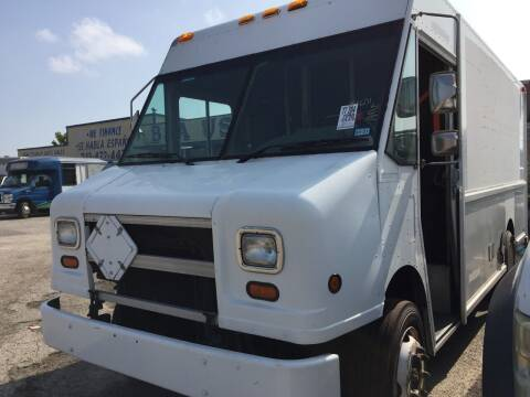 1998 Freightliner MT45 Chassis for sale at BSA Used Cars in Pasadena TX
