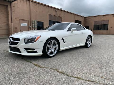 2013 Mercedes-Benz SL-Class for sale at Certified Auto Exchange in Indianapolis IN