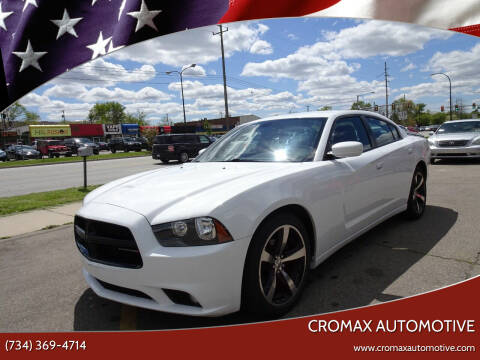 2014 Dodge Charger for sale at Cromax Automotive in Ann Arbor MI