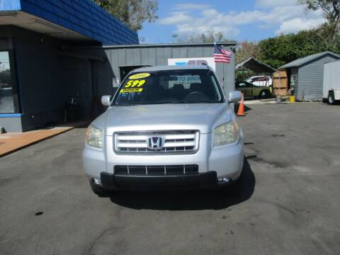 2006 Honda Pilot for sale at AUTO BROKERS OF ORLANDO in Orlando FL