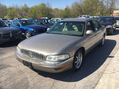 2003 Buick Park Avenue for sale at Best Buy Auto Sales in Murphysboro IL