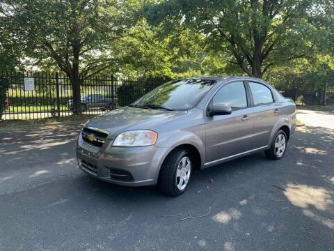 2010 Chevrolet Aveo for sale at Wheel Deal Auto Sales LLC in Norfolk VA