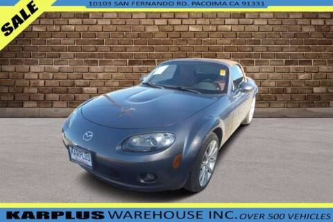 2007 Mazda MX-5 Miata for sale at Karplus Warehouse in Pacoima CA