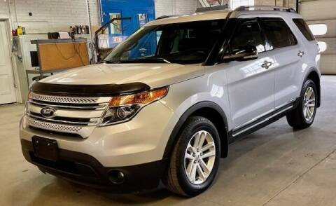 2015 Ford Explorer for sale at Reinecke Motor Co in Schuyler NE