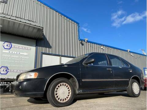 1997 Nissan Sentra for sale at Chehalis Auto Center in Chehalis WA