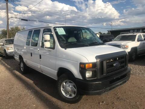 2011 Ford E-Series Cargo for sale at 3-B Auto Sales in Aurora CO