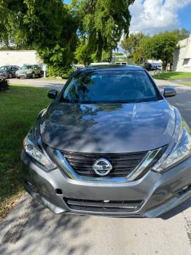 2018 Nissan Altima for sale at Roadmaster Auto Sales in Pompano Beach FL
