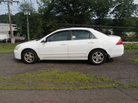 2006 Honda Accord for sale at Wolcott Auto Exchange in Wolcott CT