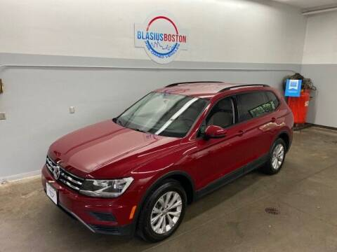 2018 Volkswagen Tiguan for sale at WCG Enterprises in Holliston MA