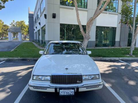 1990 Buick Riviera for sale at Hi5 Auto in Fremont CA