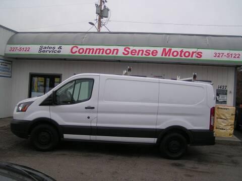 2016 Ford Transit Cargo for sale at Common Sense Motors in Spokane WA