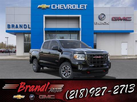 2021 GMC Canyon for sale at Brandl GM in Aitkin MN