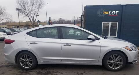 2017 Hyundai Elantra for sale at THE LOT in Sioux Falls SD