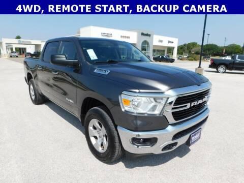 2019 RAM Ram Pickup 1500 for sale at Stanley Chrysler Dodge Jeep Ram Gatesville in Gatesville TX