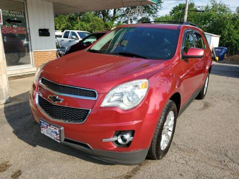 2015 Chevrolet Equinox for sale at New Wheels in Glendale Heights IL