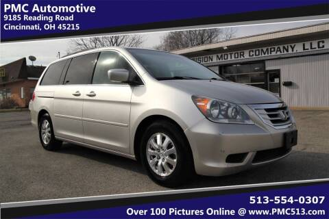 2008 Honda Odyssey for sale at PMC Automotive in Cincinnati OH