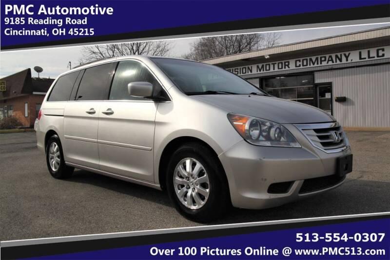 2008 Honda Odyssey for sale at PMC Automotive in Cincinnati OH