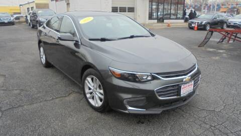 2018 Chevrolet Malibu for sale at Absolute Motors 2 in Hammond IN