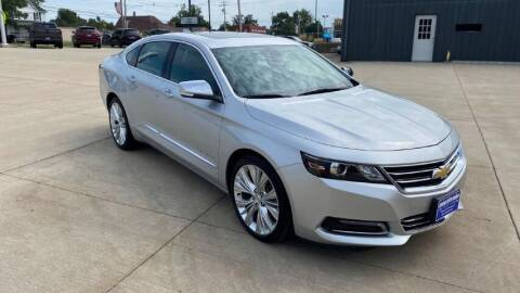 2015 Chevrolet Impala for sale at Crowe Auto Group in Kewanee IL