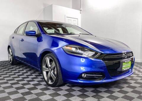2013 Dodge Dart for sale at Sunset Auto Wholesale in Tacoma WA