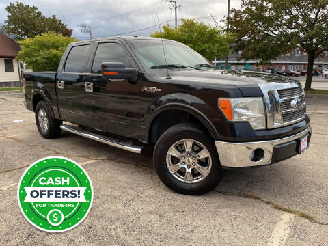 2010 Ford F-150 for sale at Magana Auto Sales Inc in Aurora IL