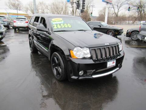 2008 Jeep Grand Cherokee for sale at Auto Land Inc in Crest Hill IL