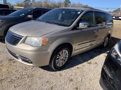 2013 Chrysler Town and Country for sale at CROWN  DODGE CHRYSLER JEEP RAM FIAT in Pascagoula MS