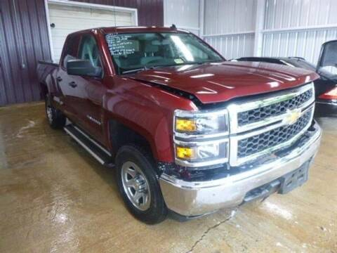 2014 Chevrolet Silverado 1500 for sale at East Coast Auto Source Inc. in Bedford VA