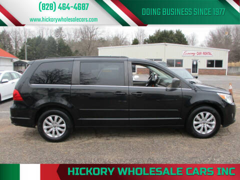 2012 Volkswagen Routan for sale at Hickory Wholesale Cars Inc in Newton NC