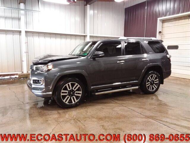 2018 Toyota 4Runner for sale at East Coast Auto Source Inc. in Bedford VA