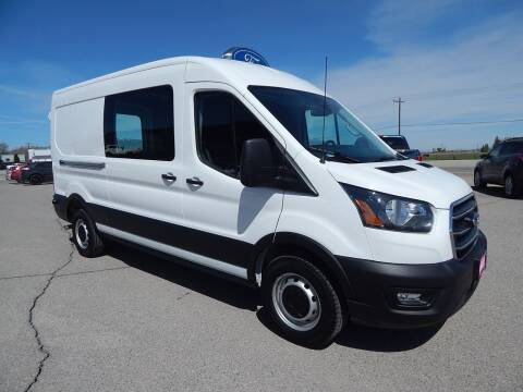 2020 Ford Transit Cargo for sale at West Motor Company - West Motor Ford in Preston ID