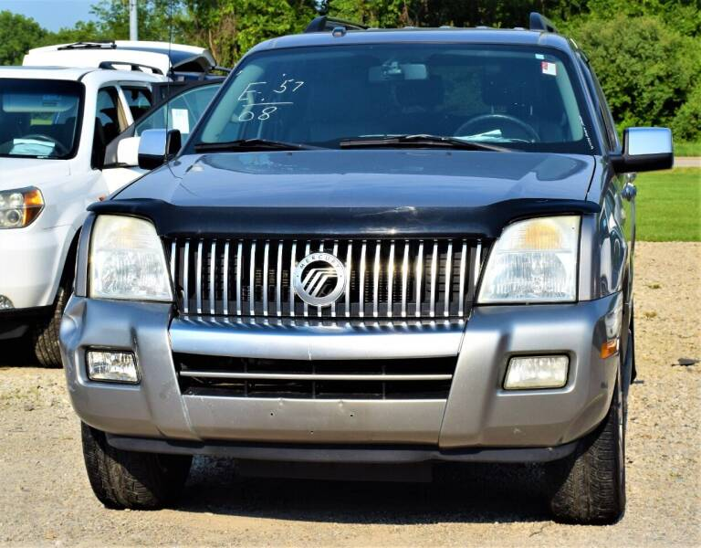 2008 Mercury Mountaineer for sale at PINNACLE ROAD AUTOMOTIVE LLC in Moraine OH