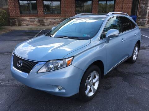 2011 Lexus RX 350 for sale at Legacy Motor Sales in Norcross GA