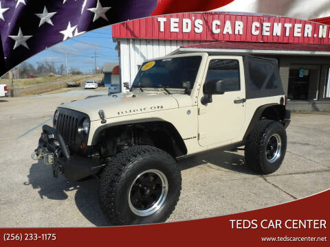 2011 Jeep Wrangler for sale at TEDS CAR CENTER in Athens AL