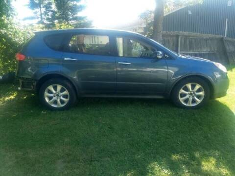 2006 Subaru B9 Tribeca for sale at GDT AUTOMOTIVE LLC in Hopewell NY