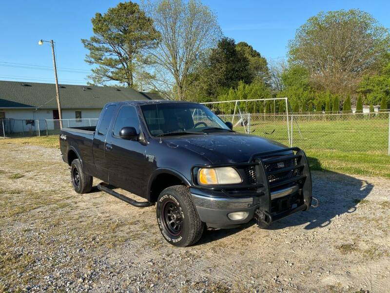 2000 Ford F-150 for sale at Tennessee Valley Wholesale Autos LLC in Huntsville AL