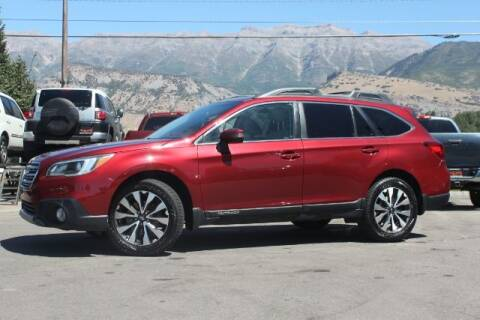 2015 Subaru Outback for sale at REVOLUTIONARY AUTO in Lindon UT
