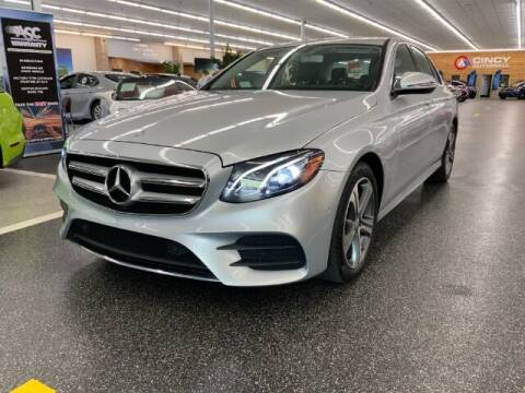 2017 Mercedes-Benz E-Class for sale at Dixie Motors in Fairfield OH